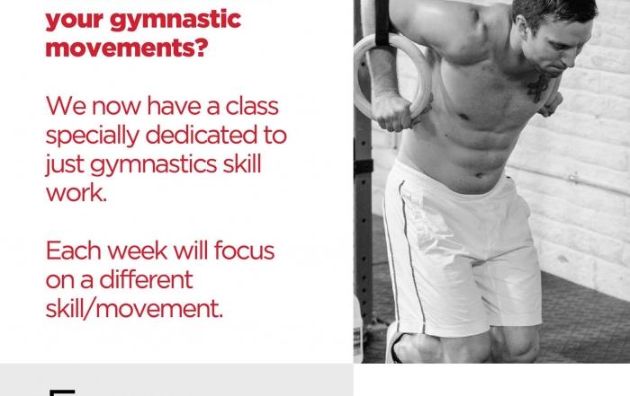 Gymnastics Class Now Every Thursday @ 6:00pm